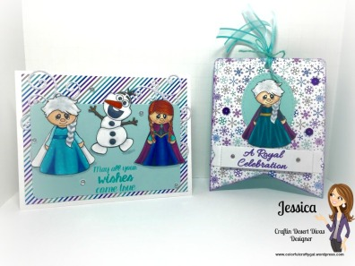 Frozen card and Tag