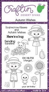Autumn Wishes Stamp